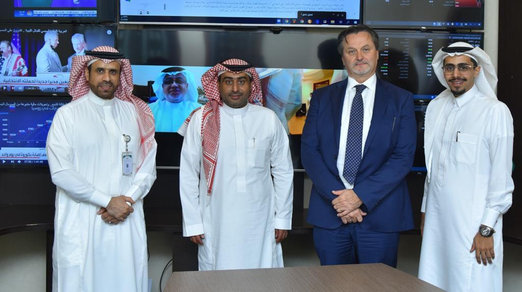 توقيع اتفاقية ترتيب طرح أسهم شركة مفاز العربية في السوق الموازية نمو مع مجموعة النفيعي للاستثمار